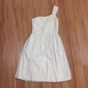 J.Crew Women's Silk Chiffon Dress